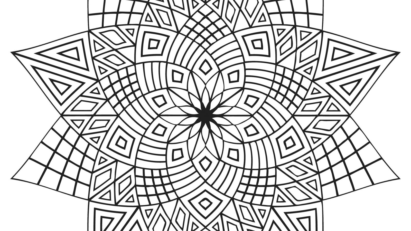 islamic art patterns to colour islamic pattern coloring page free printable coloring pages colour art islamic patterns to