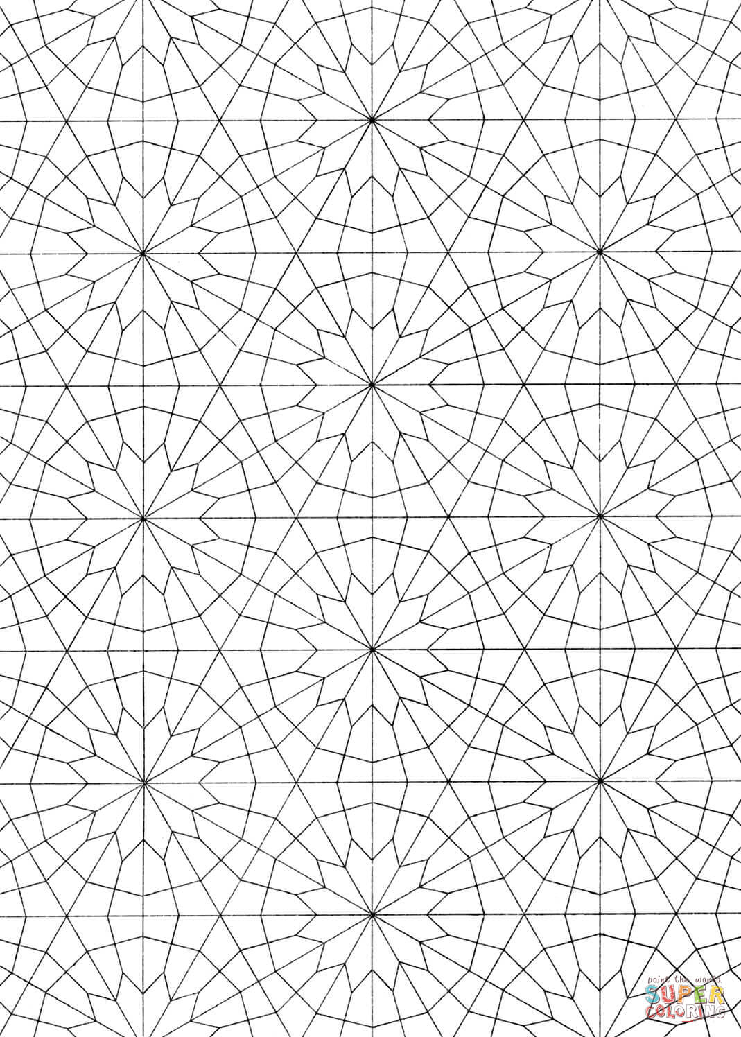 islamic art patterns to colour pin by mary starrett on printables or lemme pls get this colour art to patterns islamic