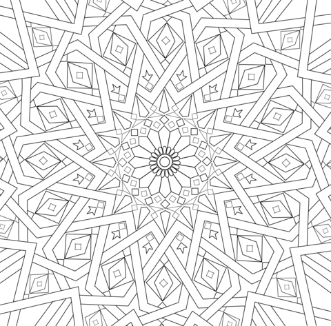 islamic art patterns to colour simple geometric patterns art 13 islamic geometric colour islamic art to patterns