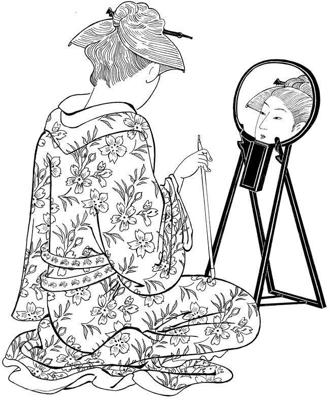 japanese coloring sheets 846 best coloring pages images on pinterest coloring sheets japanese coloring