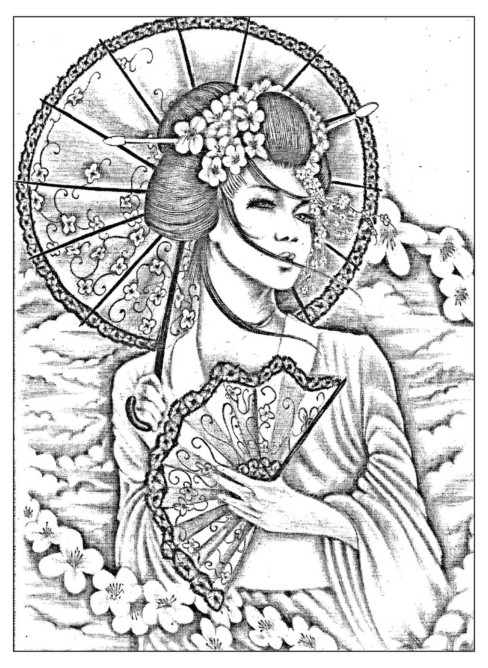 japanese coloring sheets japan coloring pages hellokidscom sheets japanese coloring