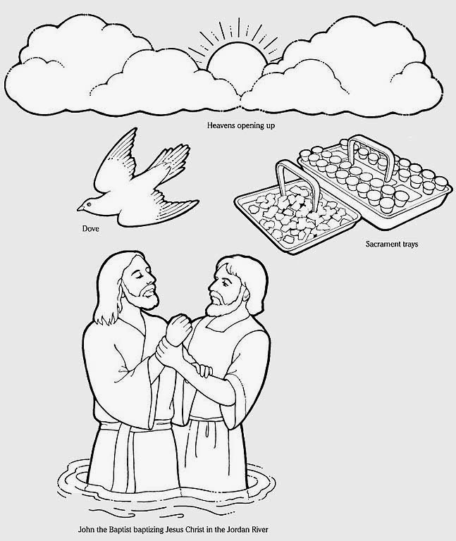 jesus getting baptized coloring page bible baptism of jesus coloring pages best place to color getting baptized coloring page jesus
