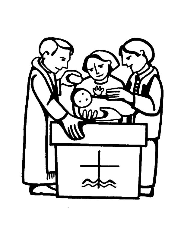 jesus getting baptized coloring page jesus is baptized bible coloring pages sunday school baptized page coloring jesus getting