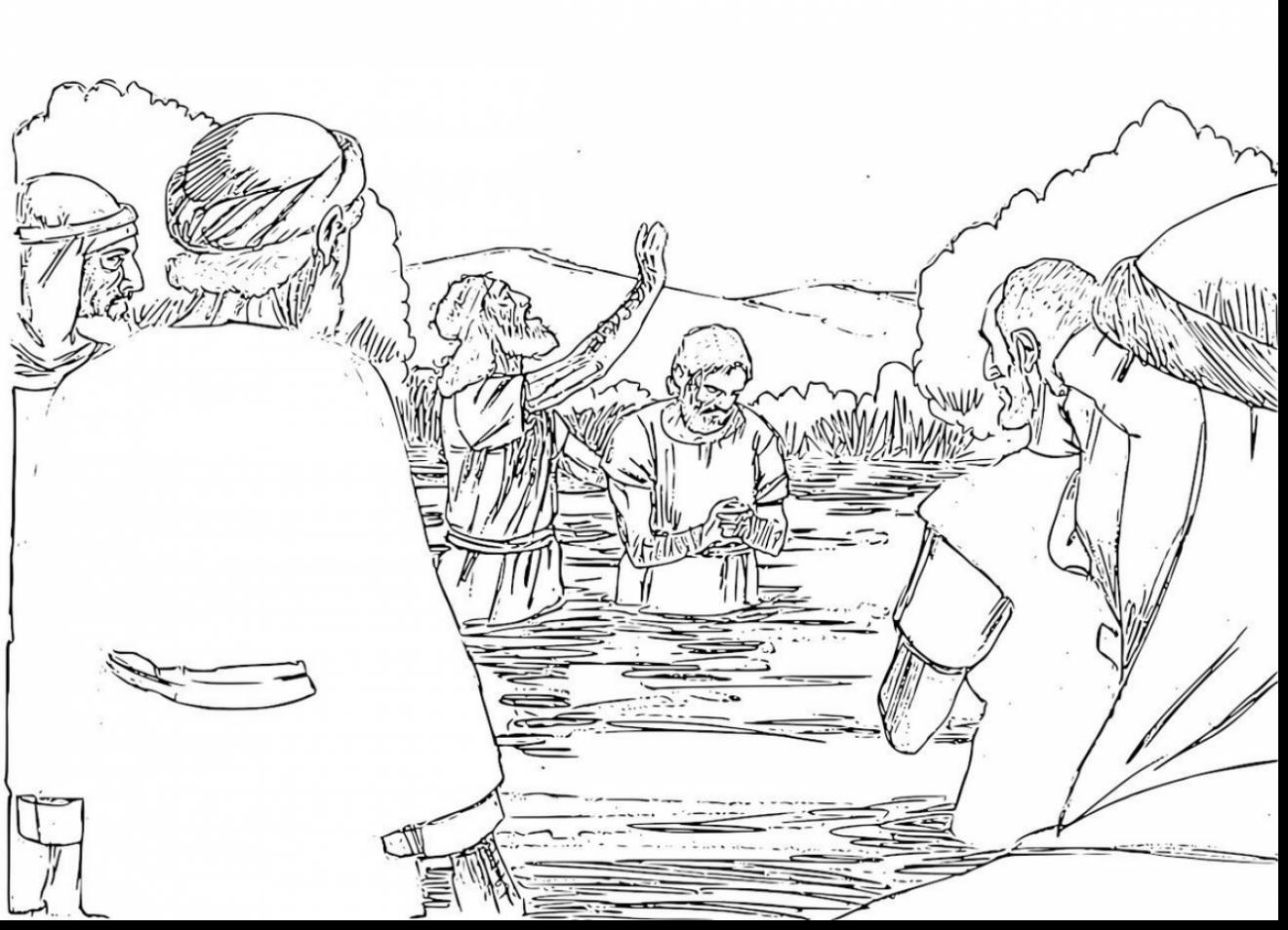 jesus getting baptized coloring page new coloring pages jesus baptism free coloring pages getting page coloring jesus baptized