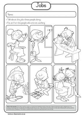 jobs coloring worksheet 22 best images about job day on pinterest coloring worksheet jobs
