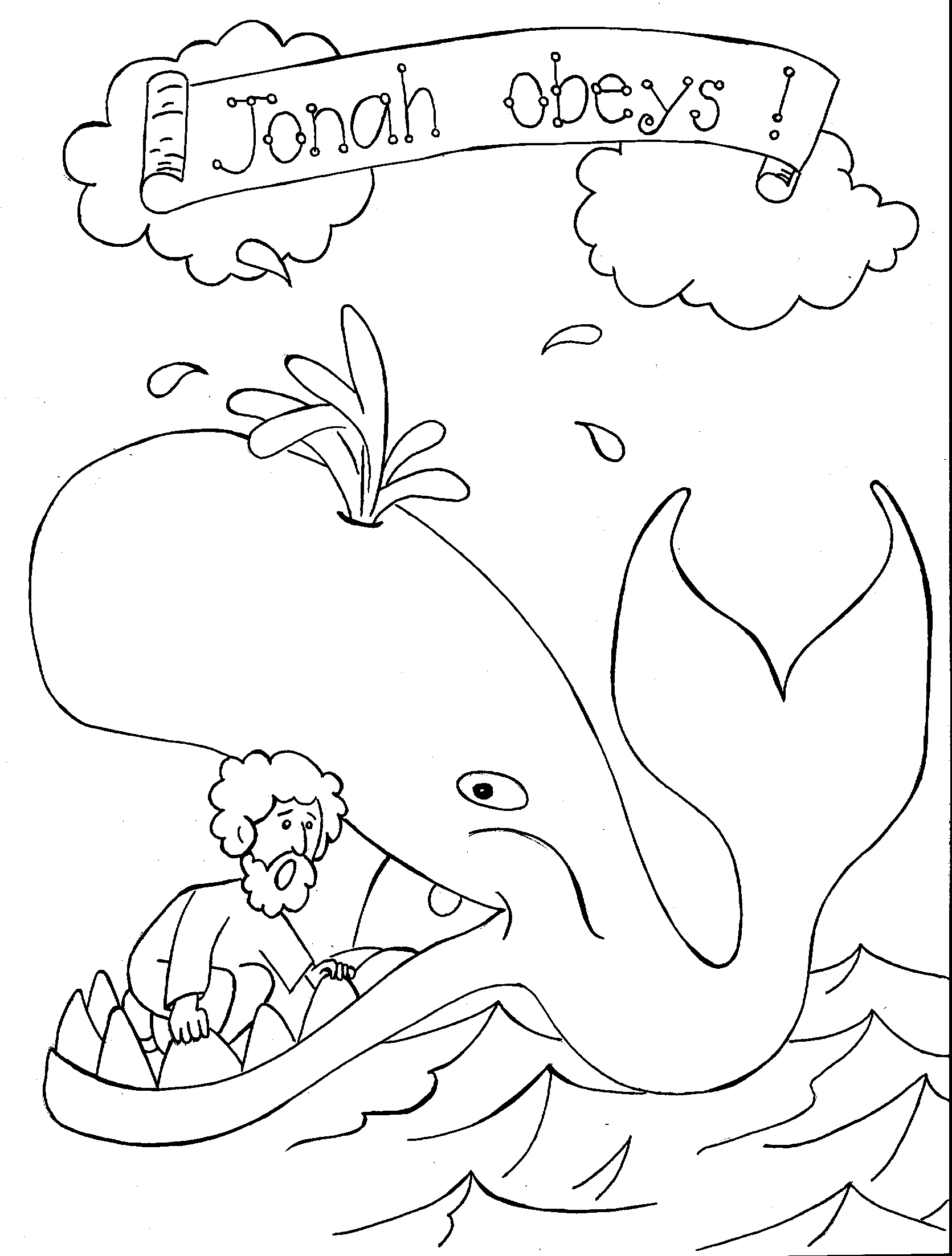 jonah coloring pages printable jonah swallowed by the whale coloring pages black and pages coloring jonah printable