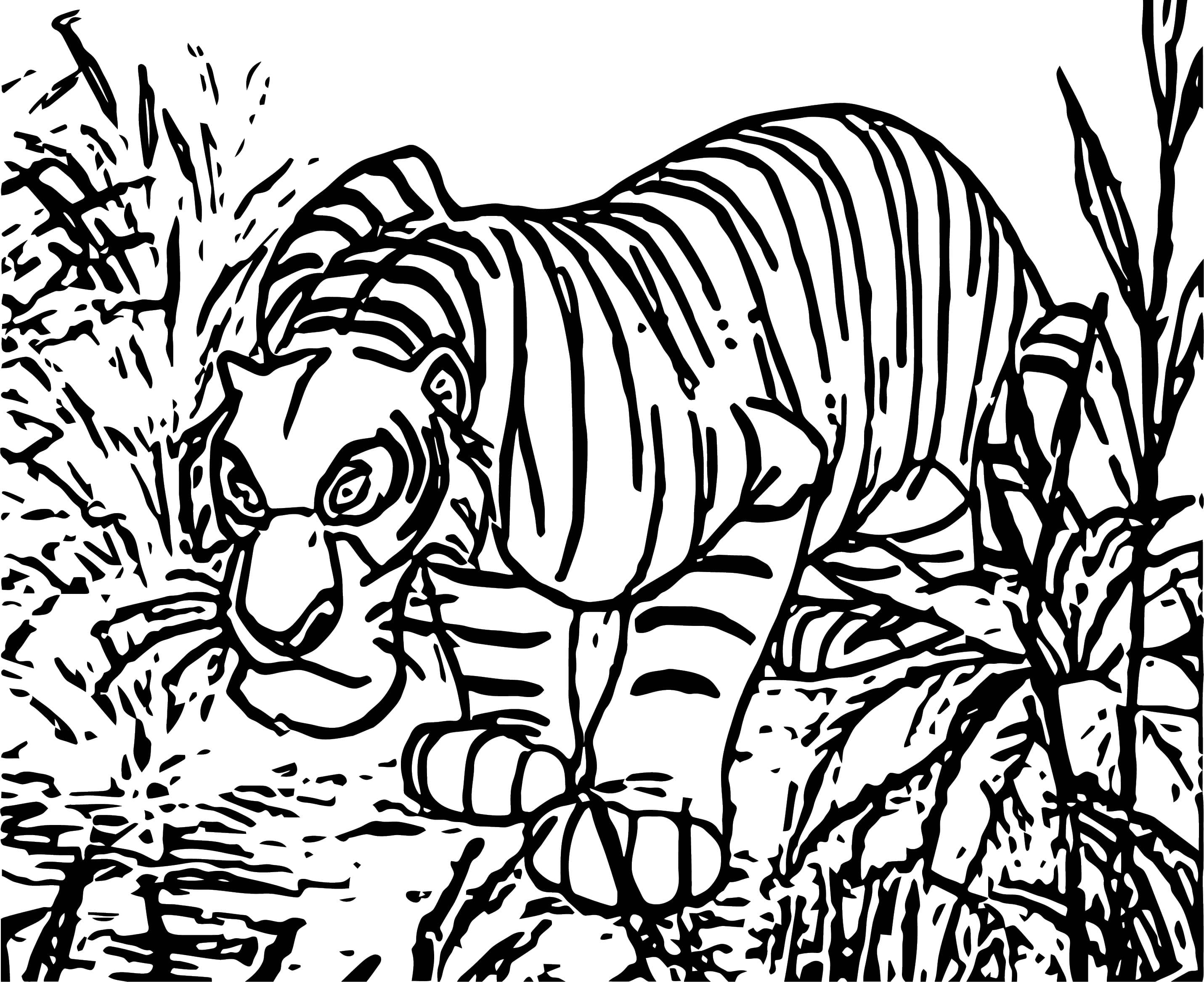 jungle book coloring pages mowgli drive away shere khan with fire in the jungle book jungle coloring book pages