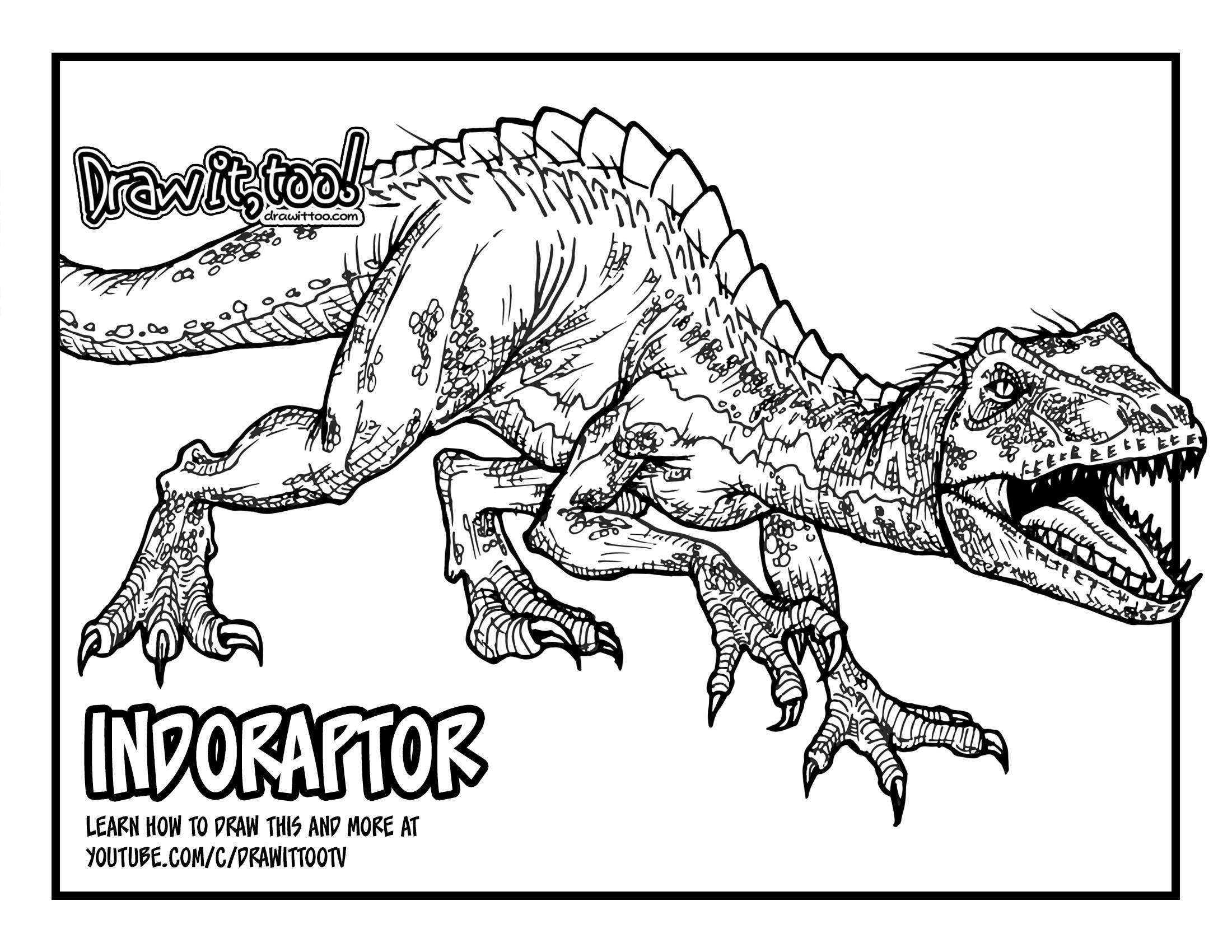 jurassic world printable coloring pages jurassic world coloring page ecoloringpagecom coloring pages jurassic printable world