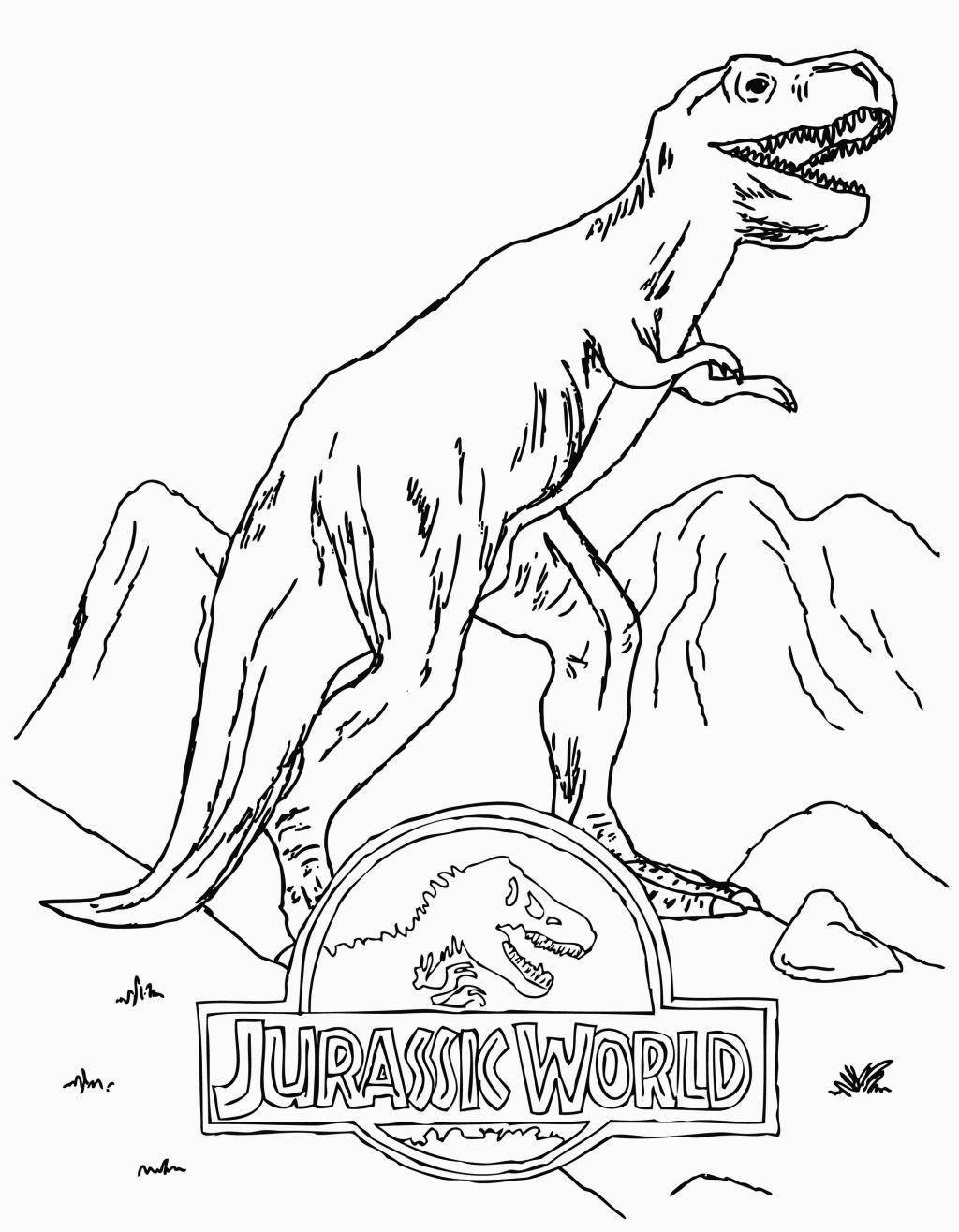 jurassic world printable coloring pages jurassic world coloring pages adominus rex free pages jurassic world coloring printable