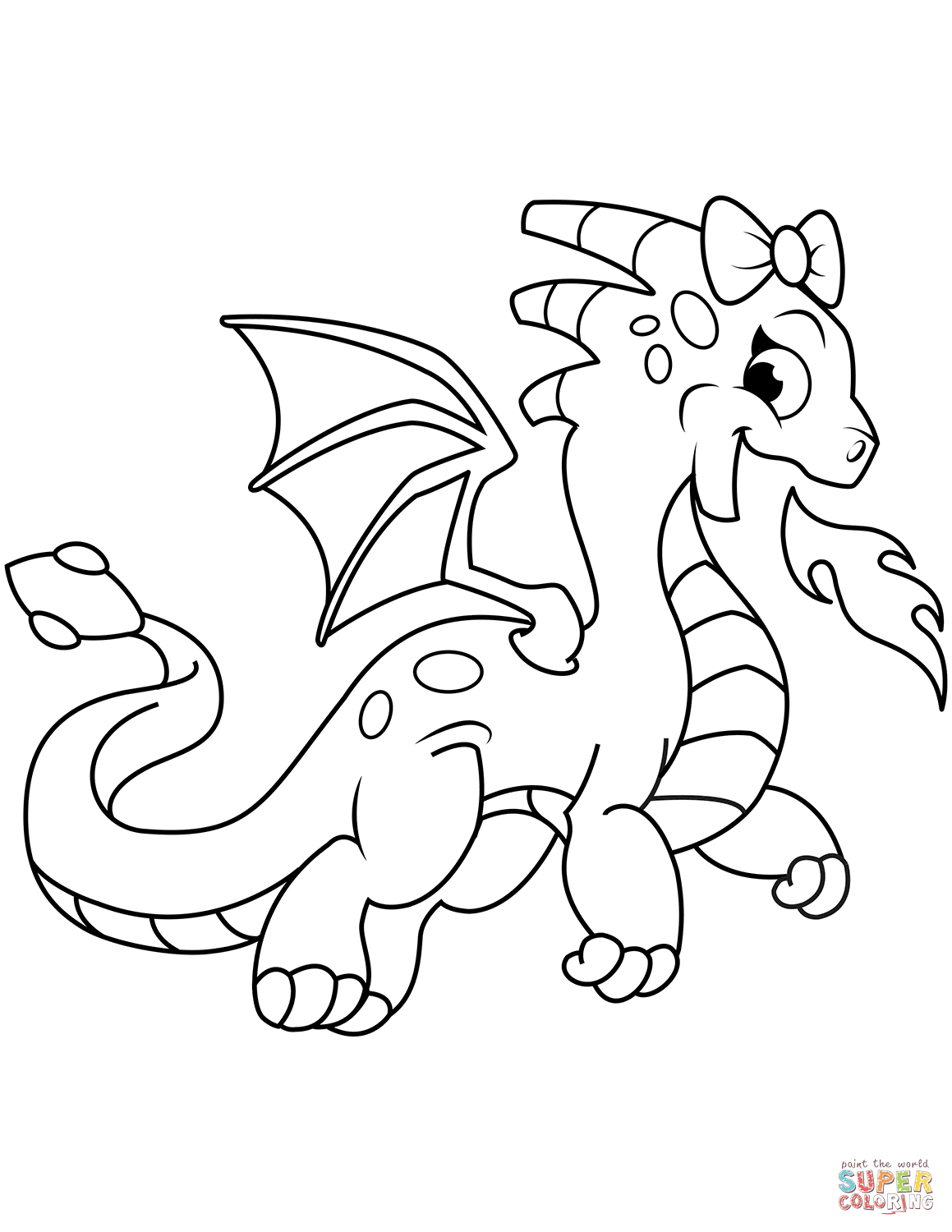 kawaii dragon coloring pages cute dragon breathing fire coloring page free printable pages dragon coloring kawaii