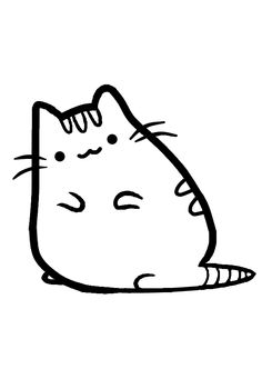 kawaii pusheen cat coloring pages wonder woman pusheen pusheen coloringpage fanart pusheen kawaii coloring cat pages