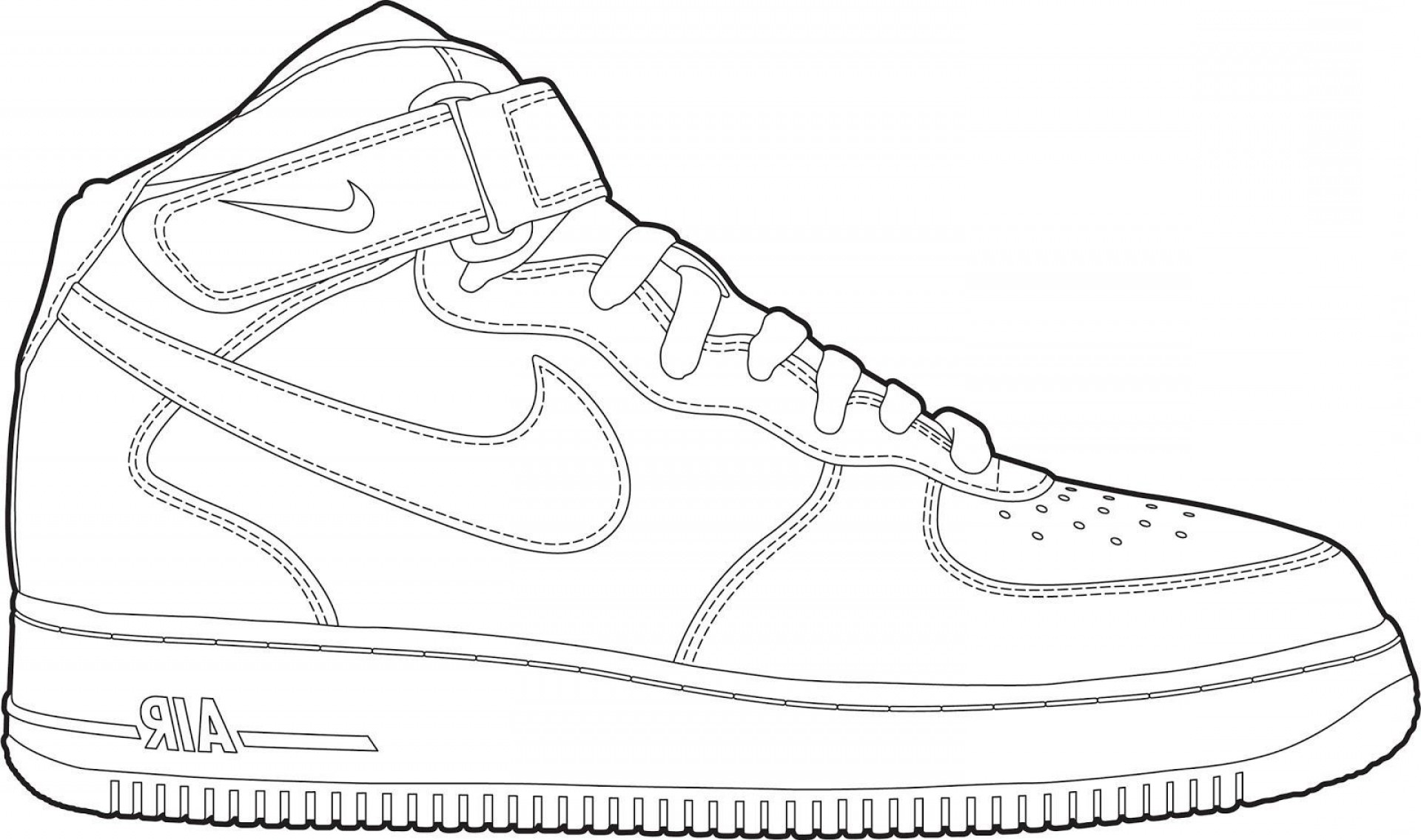 kd coloring pages drawings of kd shoes at paintingvalleycom explore coloring kd pages