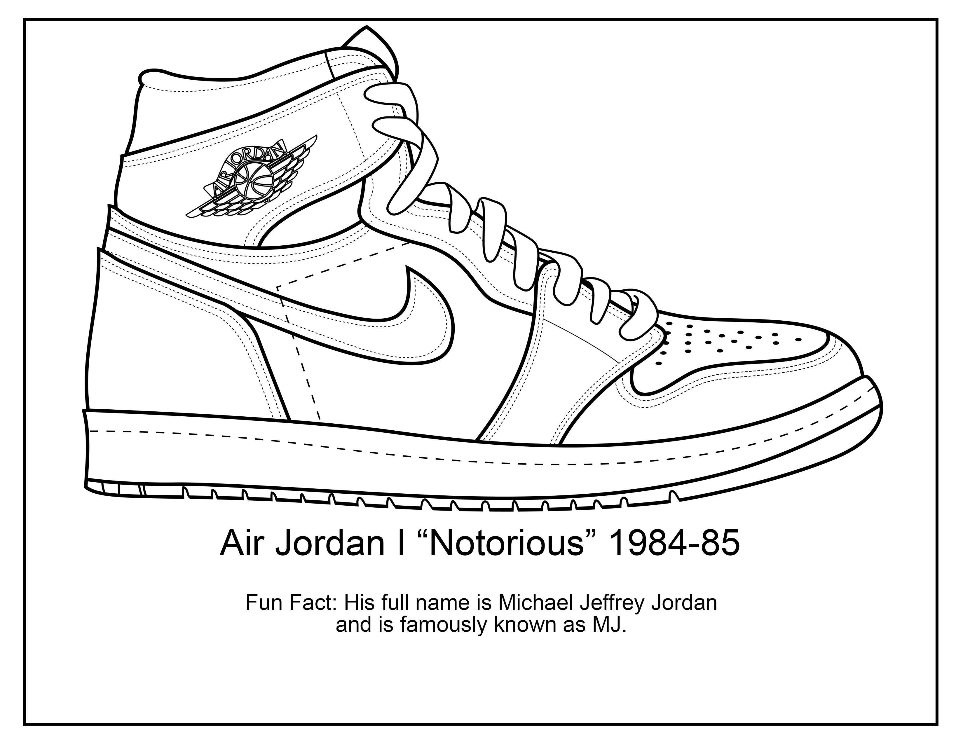 kd coloring pages kd shoes coloring pages at getcoloringscom free pages coloring kd 1 1