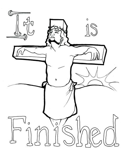 kids cross coloring page religious easter coloring pages best coloring pages for kids kids cross page coloring