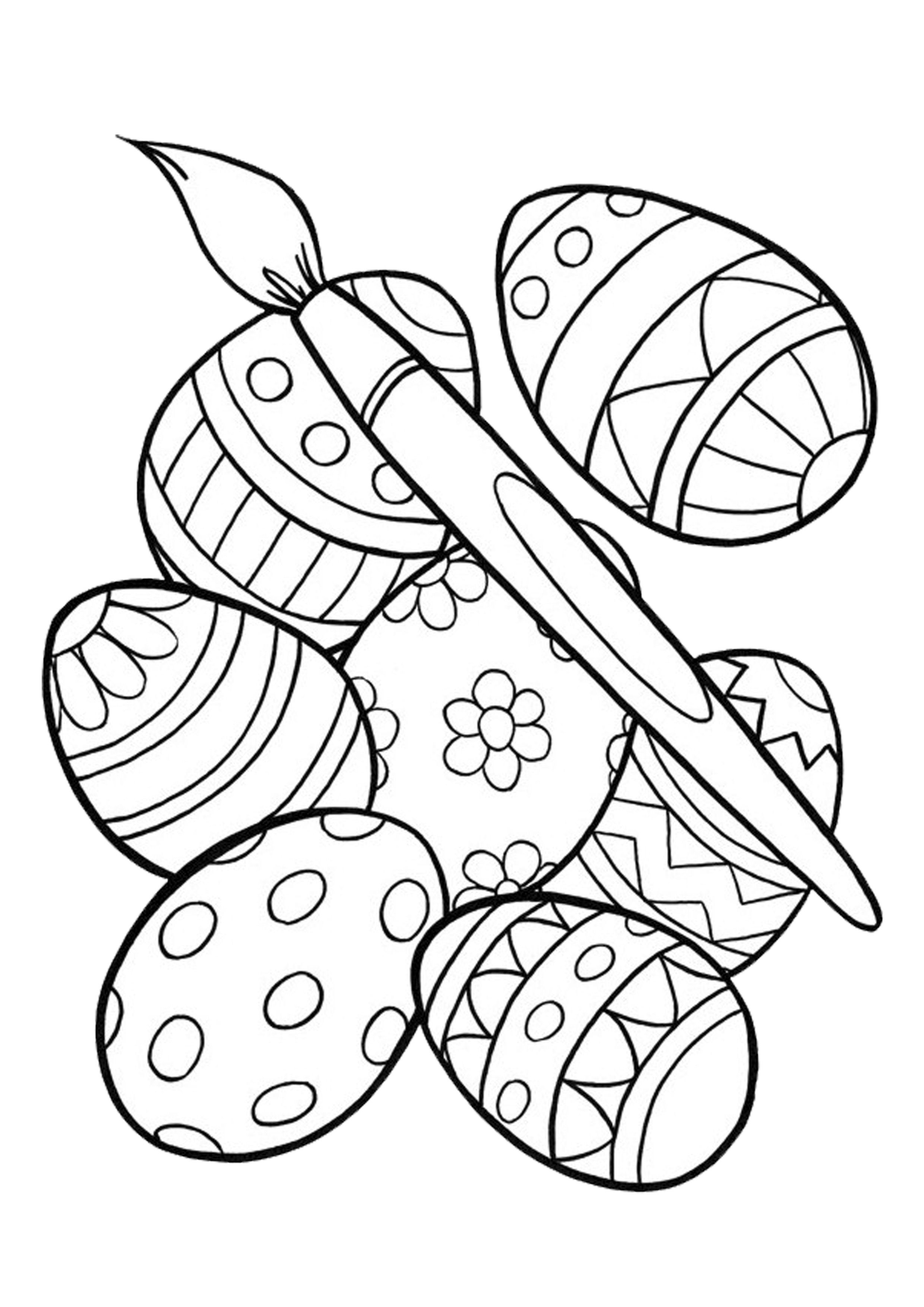kids easter colouring pages easter bunny coloring pages spring coloring pages kids easter colouring pages