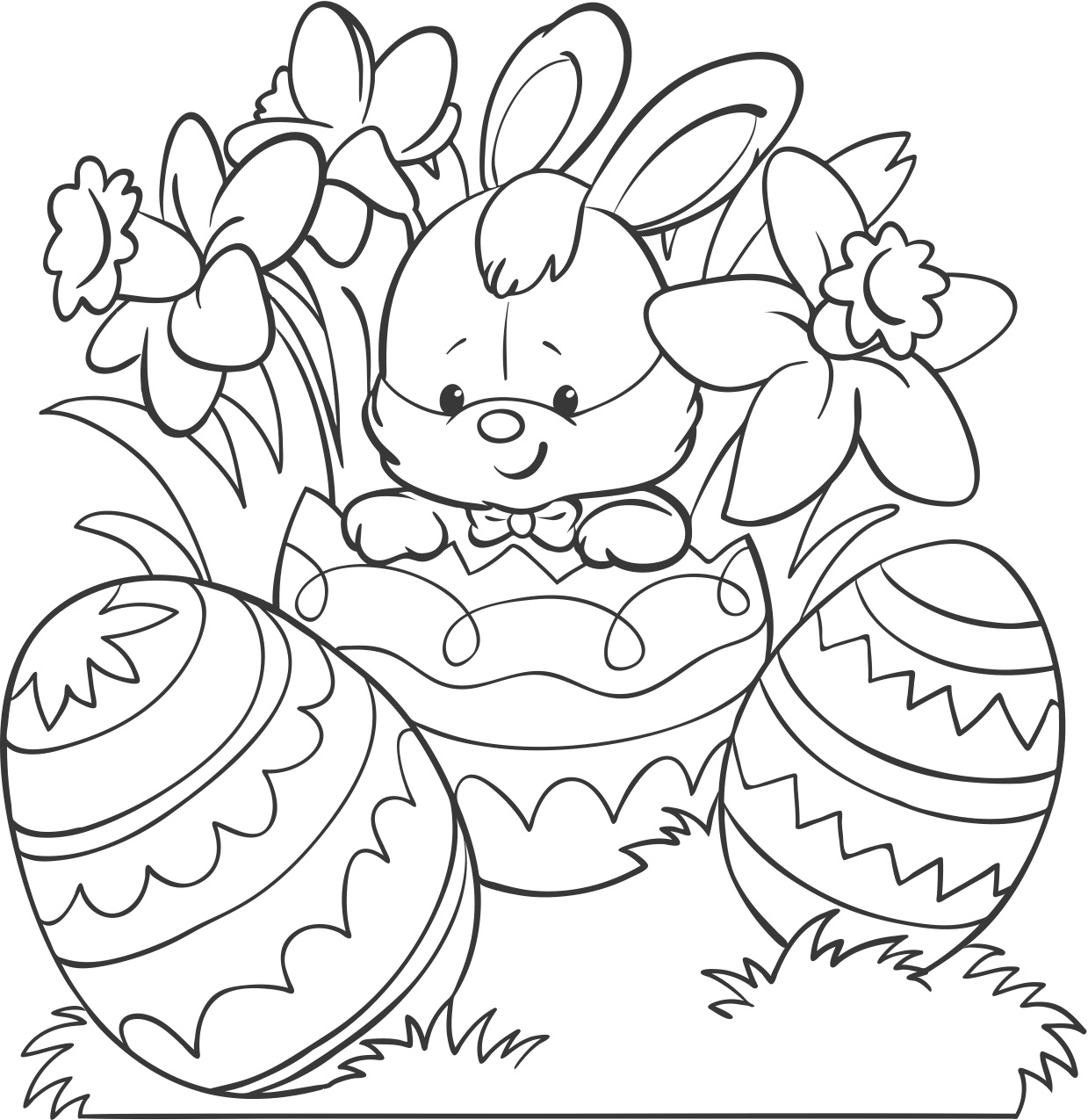 kids easter colouring pages easter colouring download print what matters pages easter kids colouring