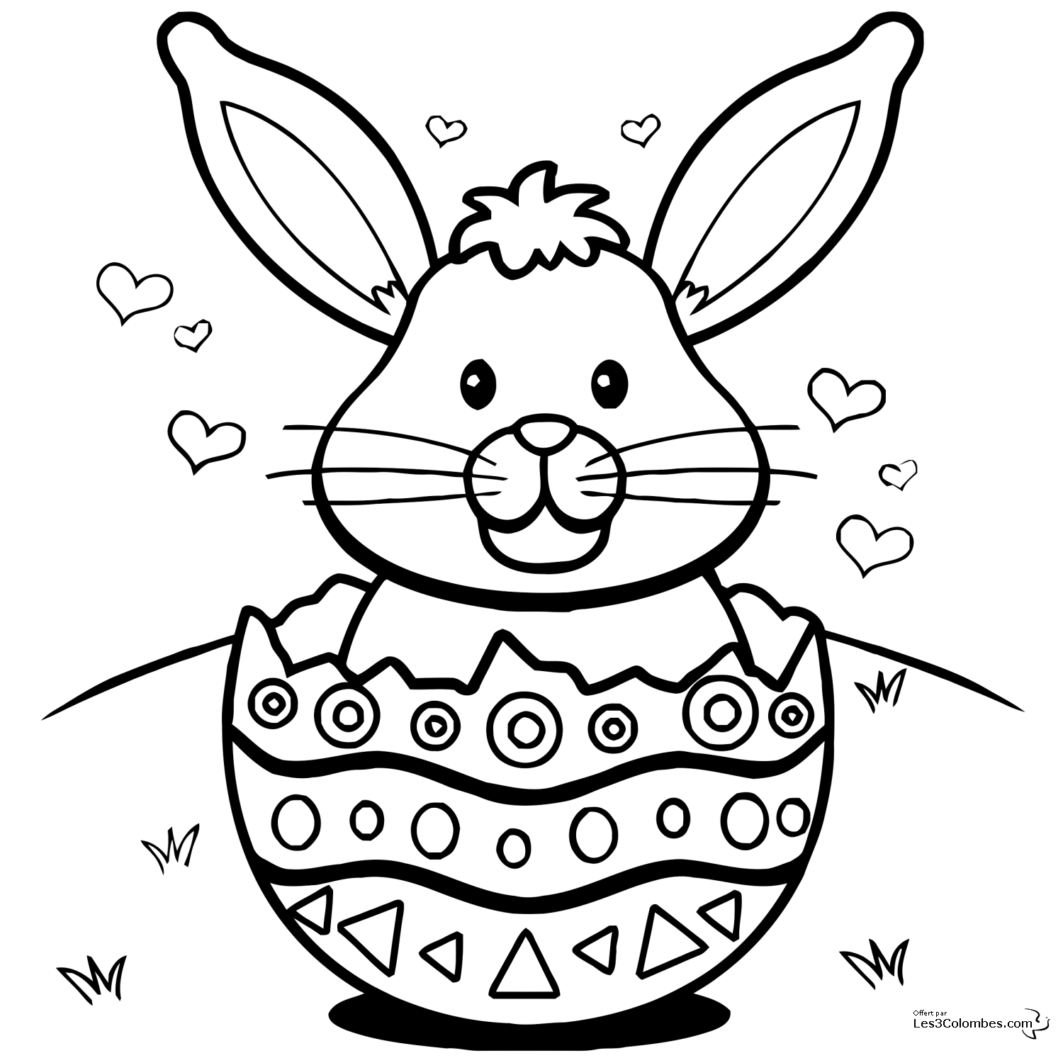 kids easter colouring pages printable easter eggs coloring pages inspirational easy easter colouring pages kids