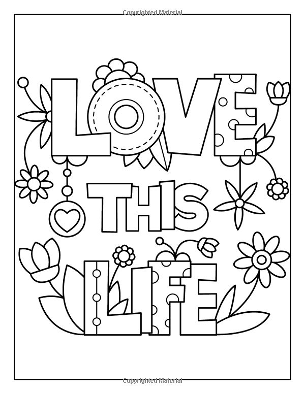 kids quote coloring pages free and printable quote coloring pages perfect for the quote coloring kids pages