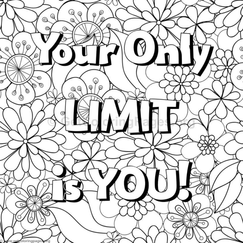 kids quote coloring pages inspiring quotes to color alisa calder coloring pages pages coloring quote kids