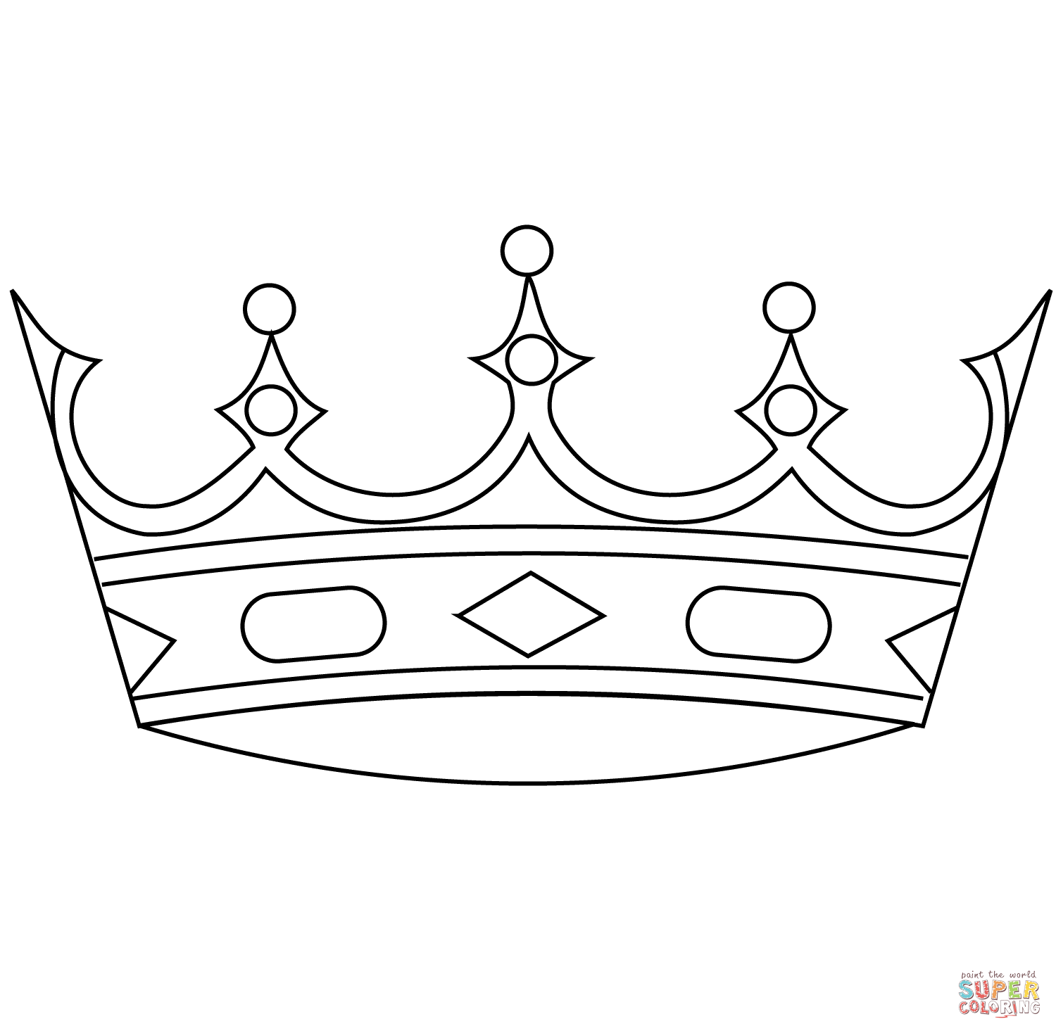 king crown coloring page king crowns coloring pages coloring home crown coloring king page