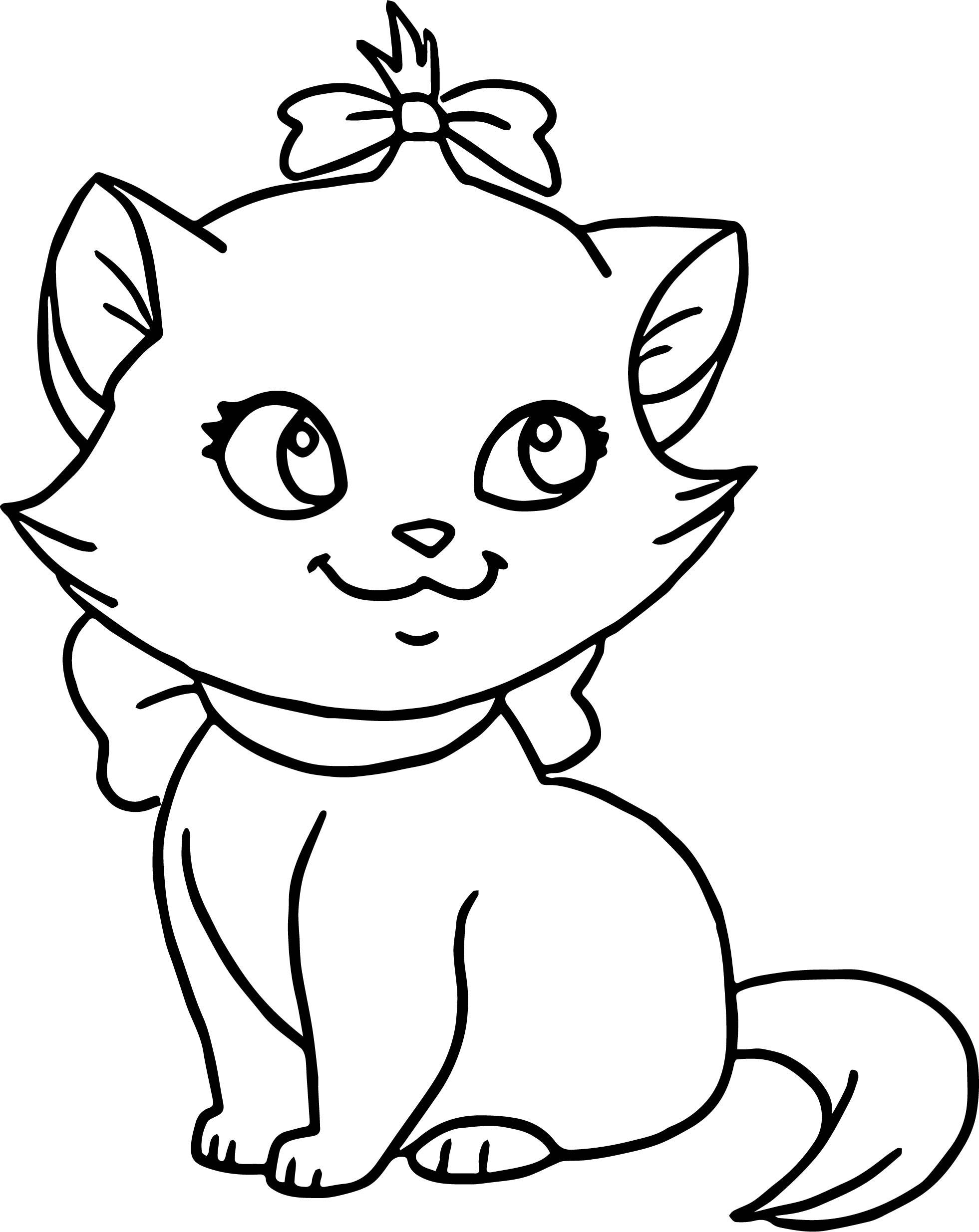 kitten coloring free easy to print kitten coloring pages tulamama kitten coloring