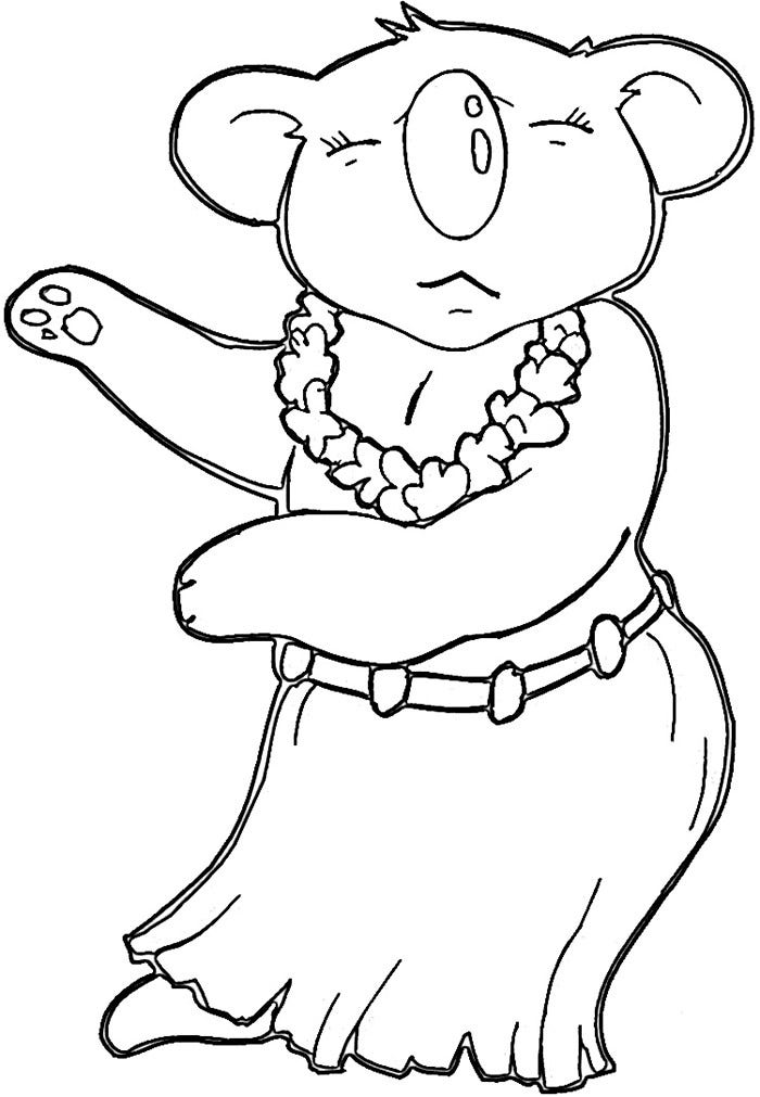 koala pictures to colour in cute koala coloring pages at getdrawings free download pictures colour to koala in