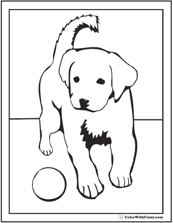 labrador dog coloring pages 35 dog coloring pages breeds bones and dog houses coloring dog labrador pages