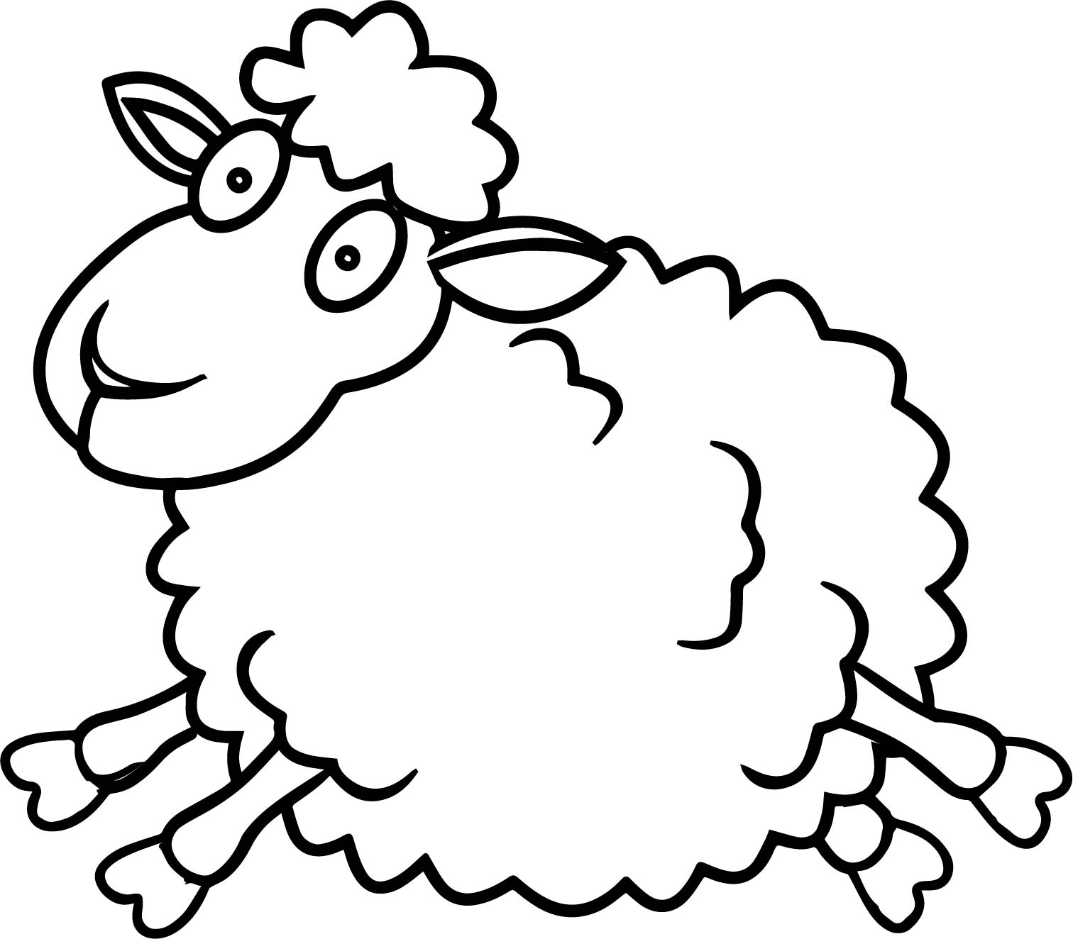 lamb pictures to colour coloring pages sheep coloring home to lamb colour pictures