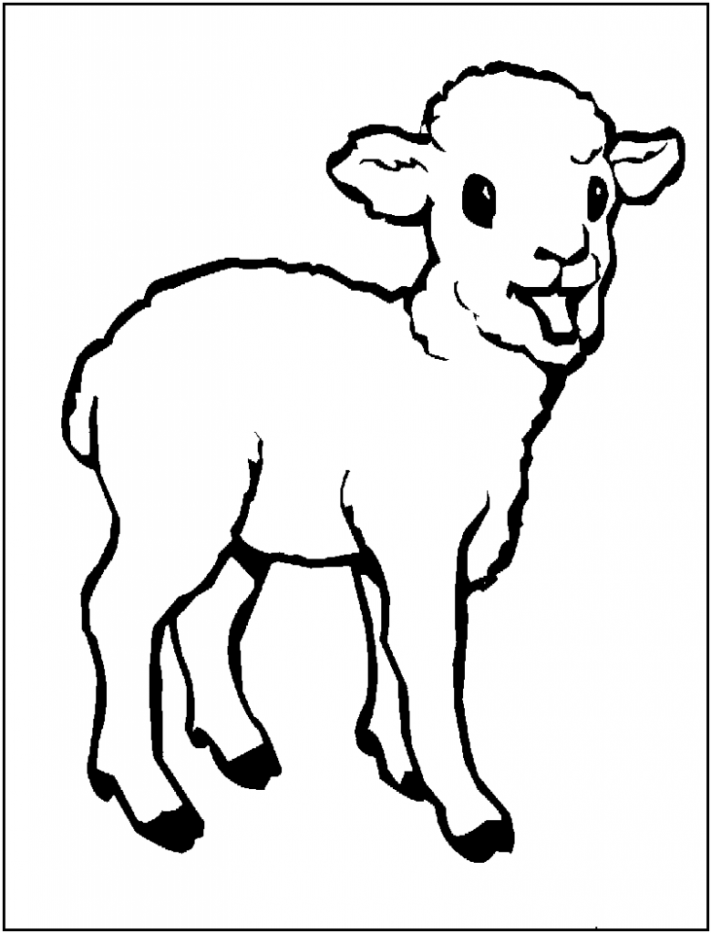 lamb pictures to colour face sheep coloring pages print coloring 2019 pictures lamb colour to