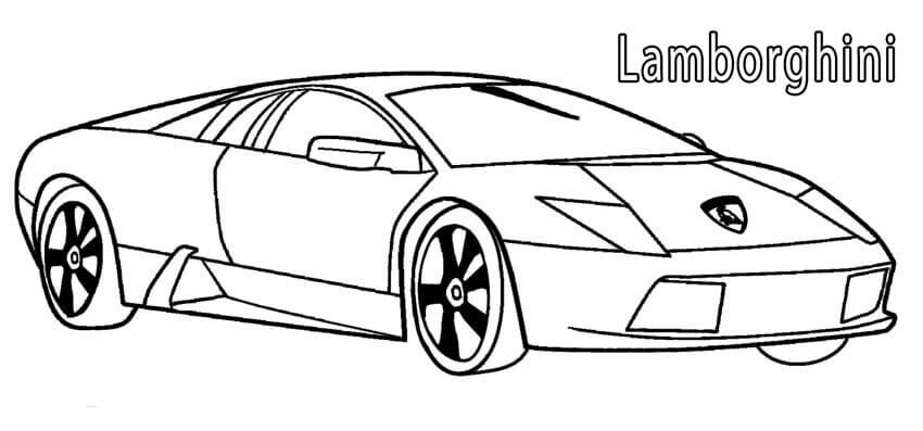 lamborghini coloring pages to print cool coloring pages cars lamborghini to print for kids to lamborghini coloring pages print