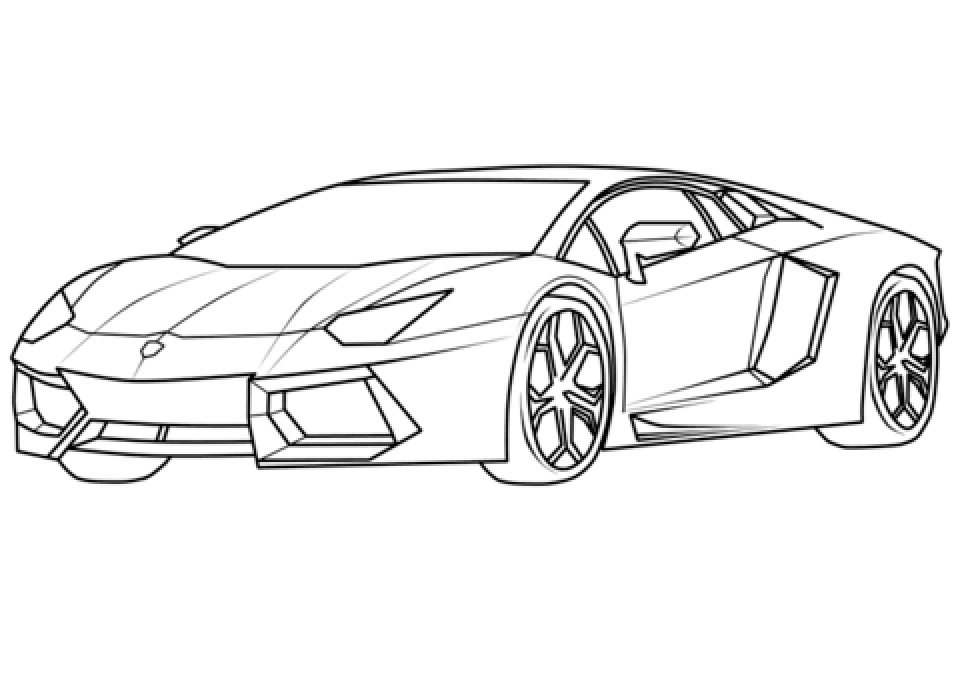 lamborghini coloring pages to print get this lamborghini coloring pages free printable 75185 to lamborghini pages coloring print