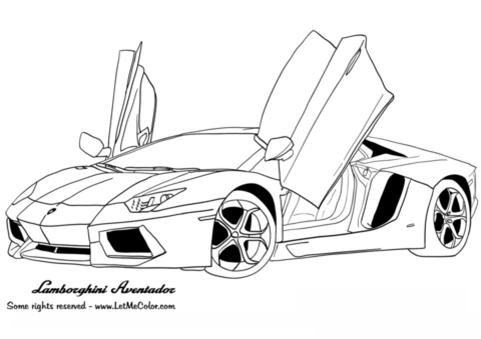 lamborghini coloring pages to print rugged lamborghini coloring pages cars free pages coloring lamborghini to print