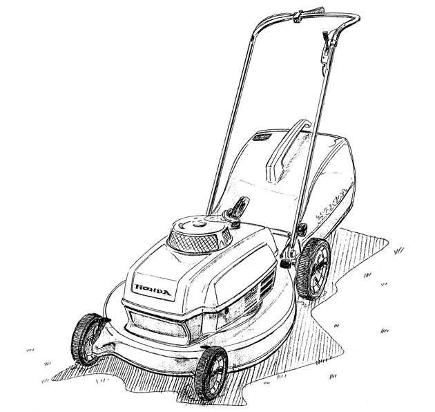 lawn mower coloring page the best free mower coloring page images download from 25 coloring mower lawn page