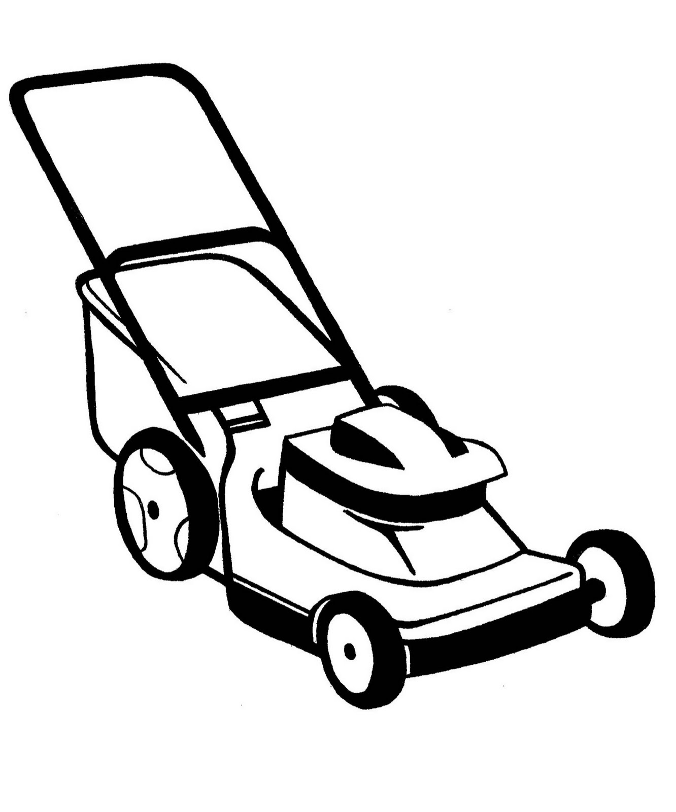 lawn mower coloring page zero turn lawn mower pages coloring pages page lawn coloring mower