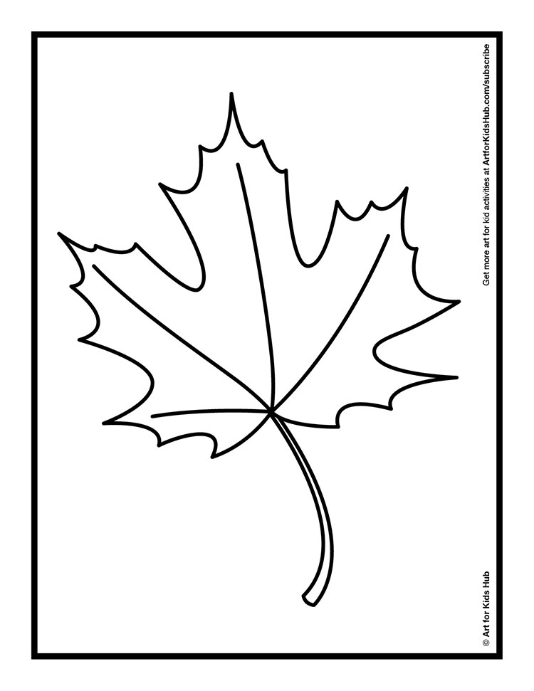 leaves to colour in autumn leaf to the ground coloring page download print in to leaves colour