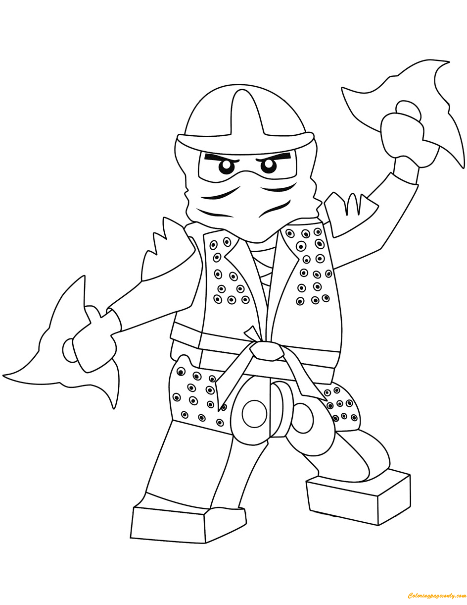 lego character coloring pages ninjago cole lego coloring page coloring sky coloring pages lego character