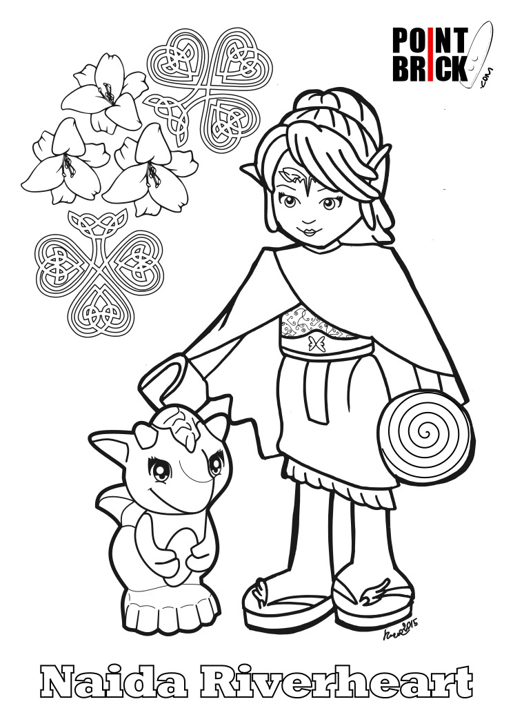 lego elves coloring lego elves coloring pages at getcoloringscom free coloring elves lego