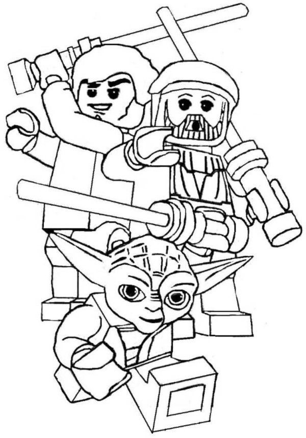 lego star wars 3 coloring pages kids n funcom coloring page lego star wars lego star wars coloring wars 3 pages star lego