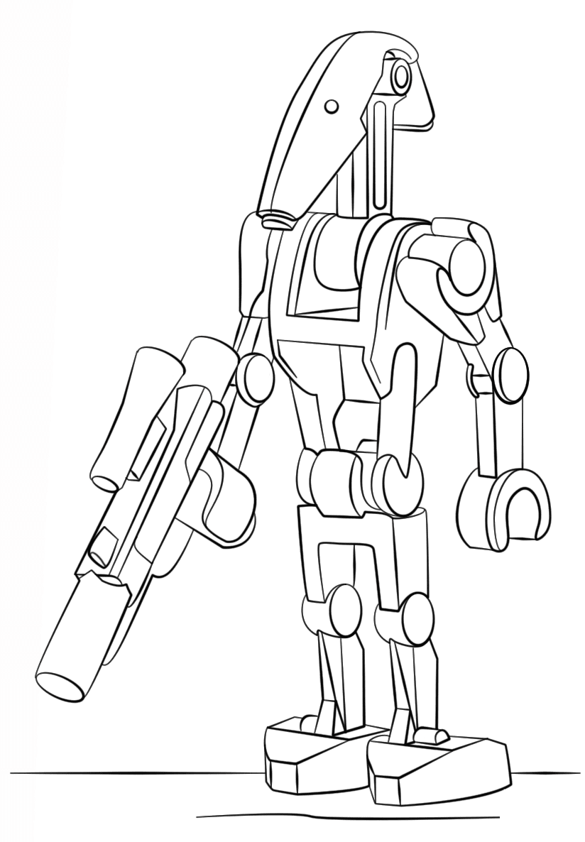 lego star wars 3 coloring pages lego battle droid star wars coloring page free printable pages 3 lego wars coloring star