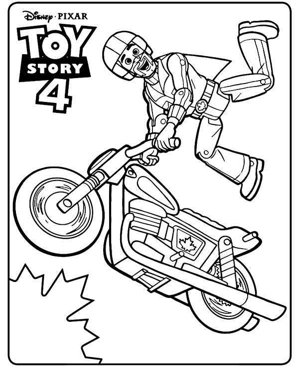 lego toy story 4 coloring pages duke caboom coloring page toy story 4 topcoloringpagesnet coloring toy lego 4 story pages
