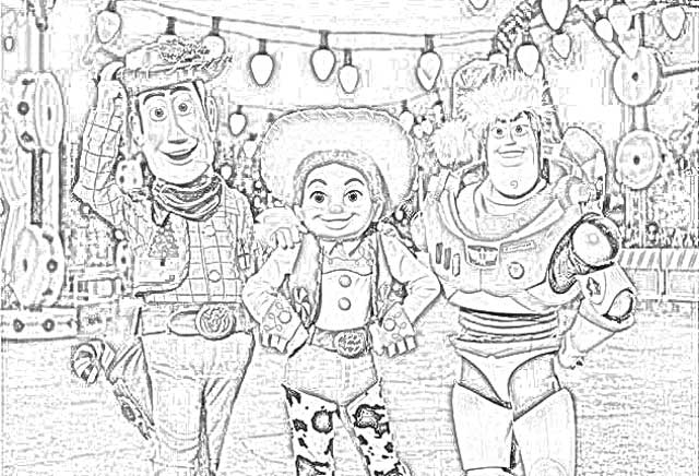 lego toy story 4 coloring pages toy story barbie printable coloring pages coloring home 4 toy coloring story pages lego