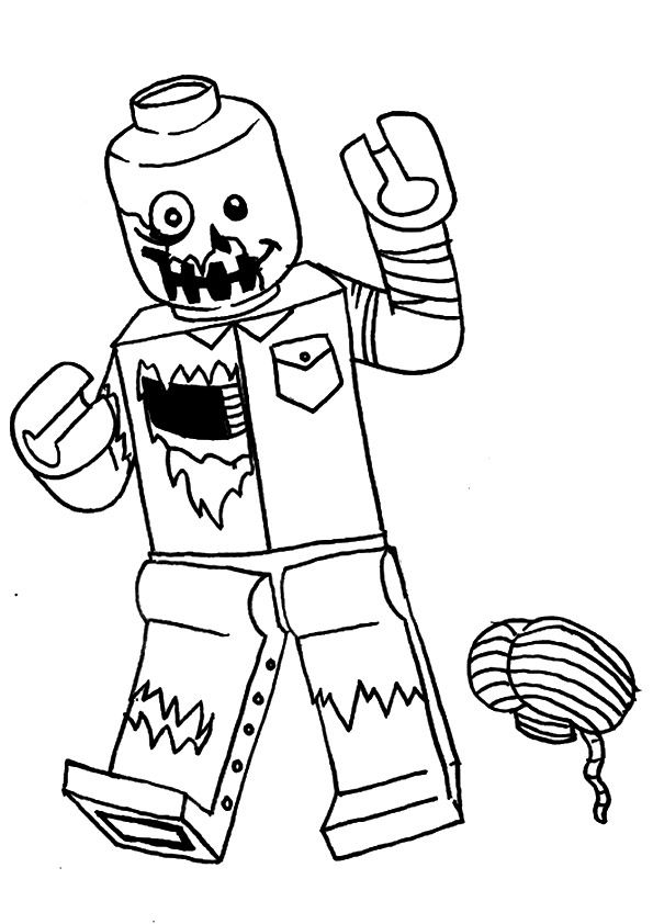 lego zombie coloring pages lego zombie coloring pages food ideas pages lego coloring zombie