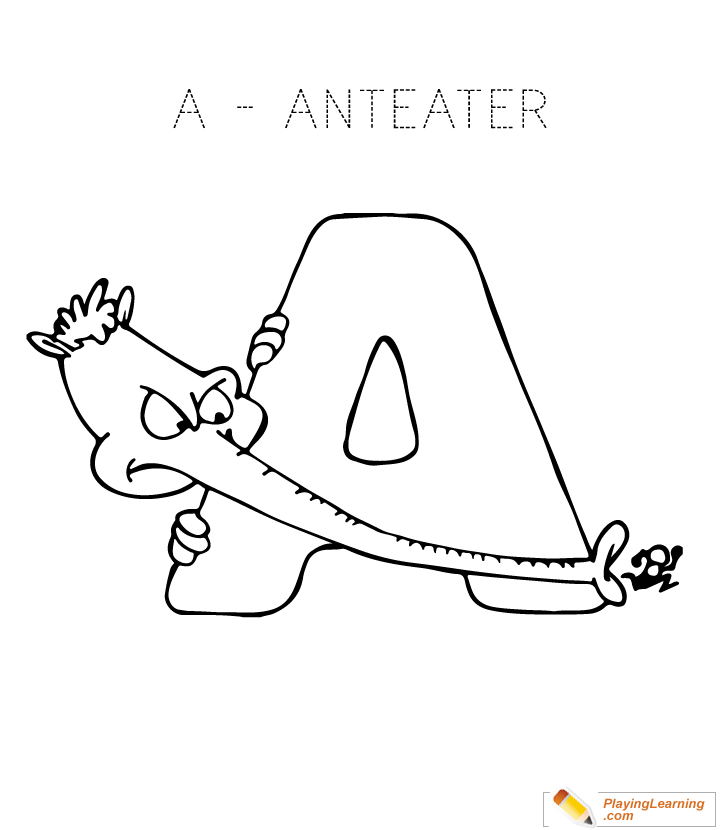 letter a coloring pages free get this free preschool letter coloring pages to print oloev free pages letter a coloring