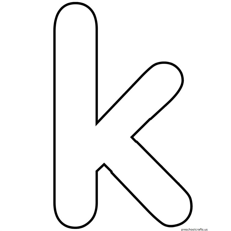 letter k coloring page free letter k coloring pages for preschool preschool crafts coloring k page letter