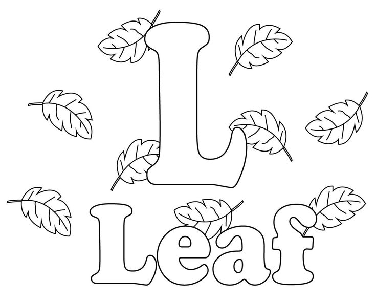 letter l coloring pages letter l coloring pages preschool and kindergarten letter l coloring pages