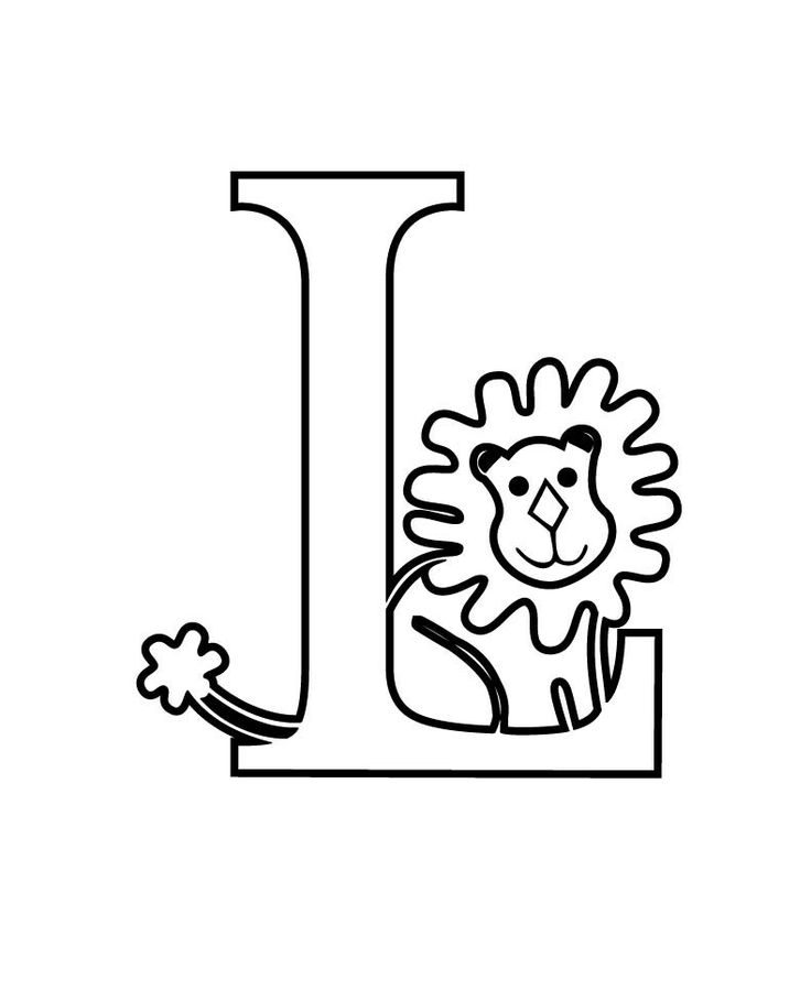 letter l for coloring letter l coloring pages to download and print for free letter l coloring for