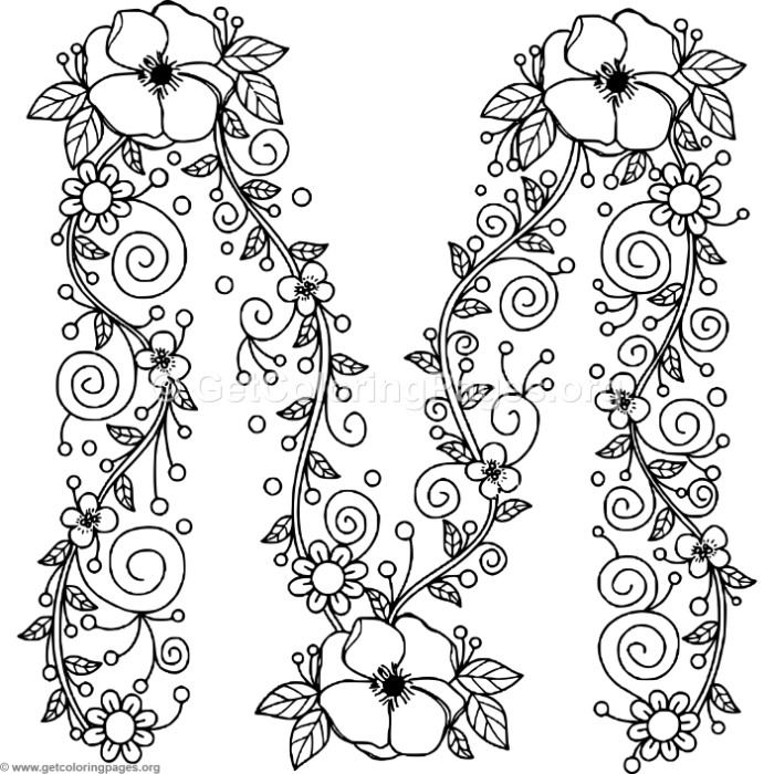 letter m coloring pages for adults letter m is for mitten coloring page from letter m letter adults for pages coloring m
