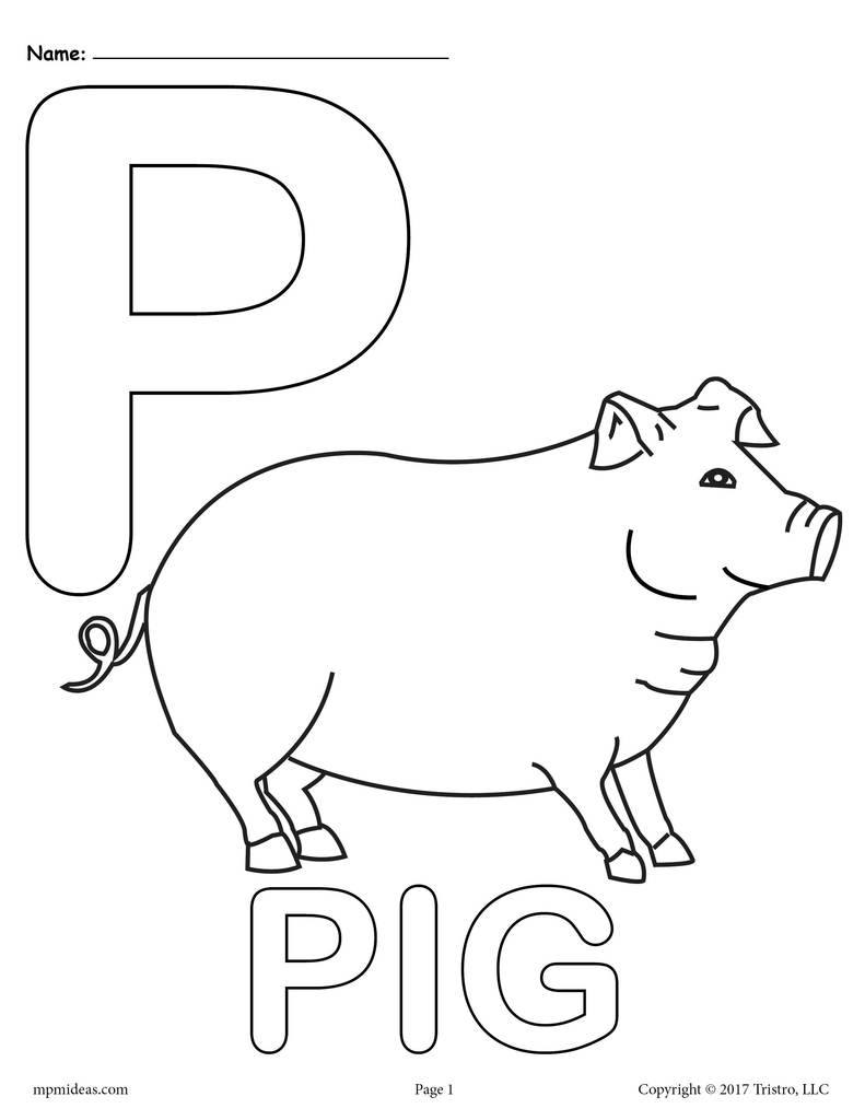 letter p coloring pictures letter p coloring pages to download and print for free pictures letter p coloring