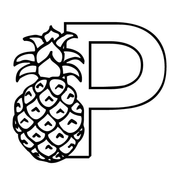 letter p coloring pictures letter p is for pizza coloring page letter p is for pizza p pictures letter coloring