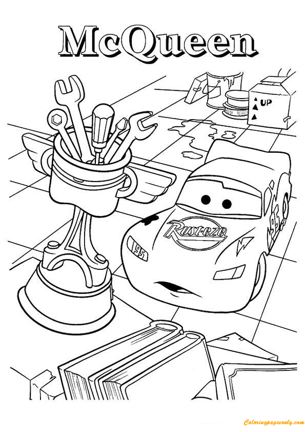 lightning mcqueen coloring pages coloring pages lightning mcqueen coloring home lightning mcqueen pages coloring